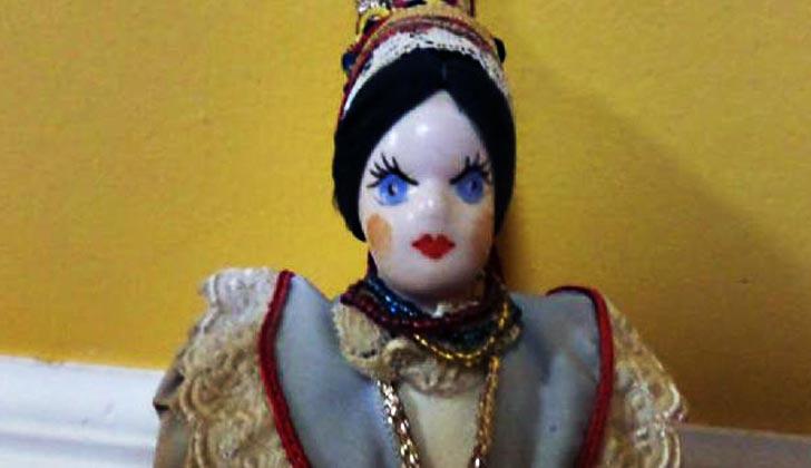 Boneka Hantu Terseram Di Dunia