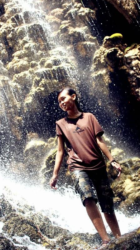 Air Terjun di Lumajang