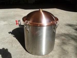 30 literes duplafalú pálinkafőző 1