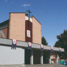 Chiesa Nostra signora di Lourdes Asti