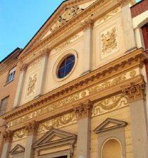 Chiesa confraternita ss. trinità e sant'evasio