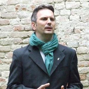 Daniele Bruzzone rettore San martino san rocco