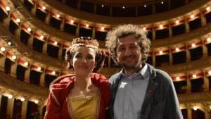 Elisa Celeste Ragusa damigella palio 2015