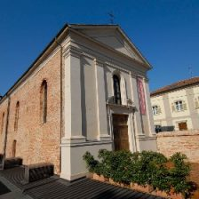 Spazio San Giovani museo Asti