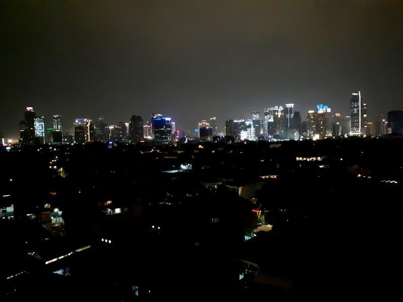 hermitage skyline night jakarta