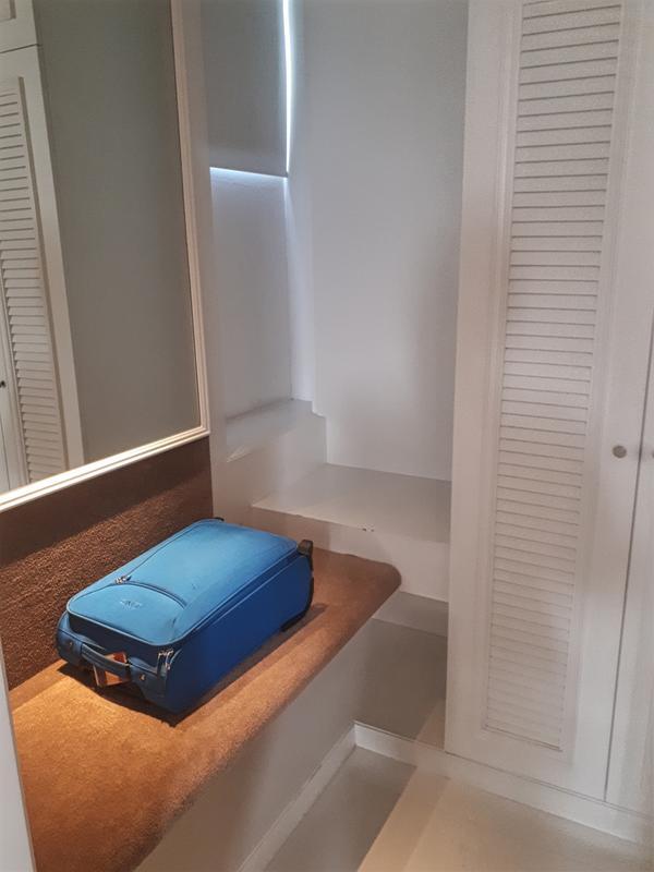hermitage storage space