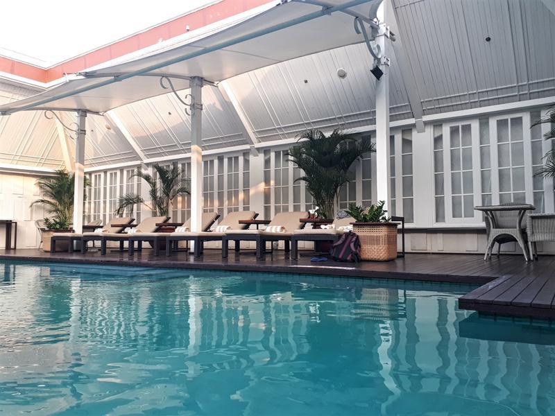 hermitage swimming pool jakarta