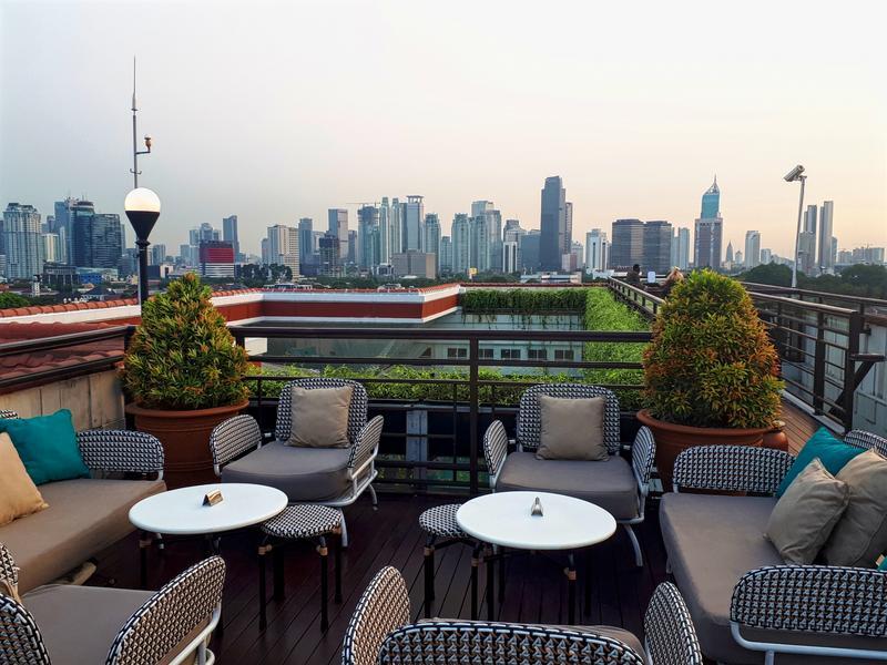 hermitage rooftop deck
