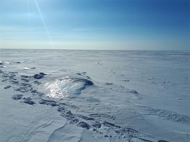 frozen lake baikal winter trip report