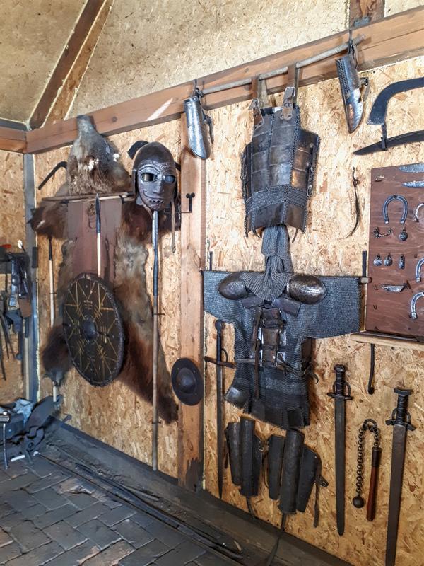 medieval weapons listvyanka