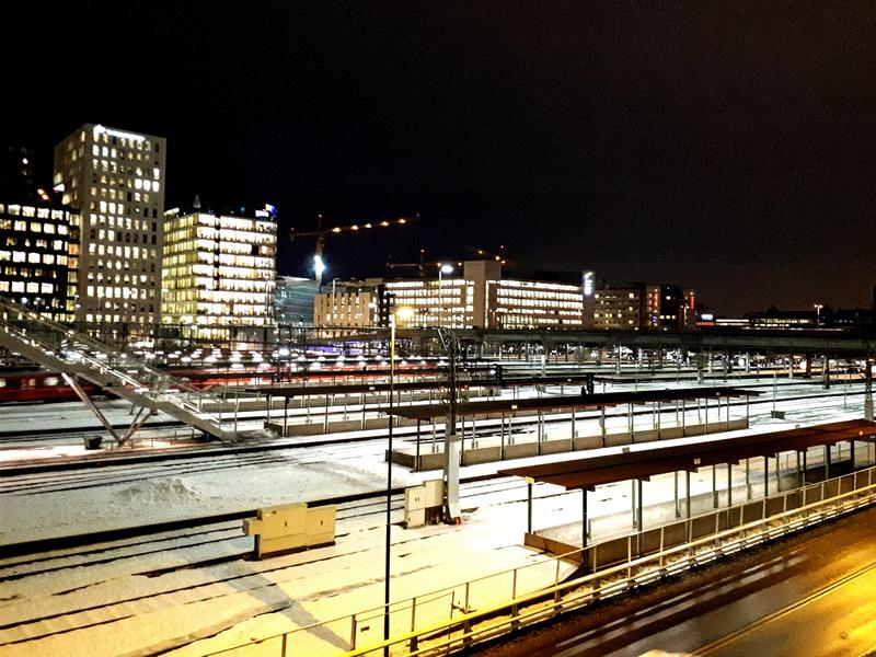 oslo central station