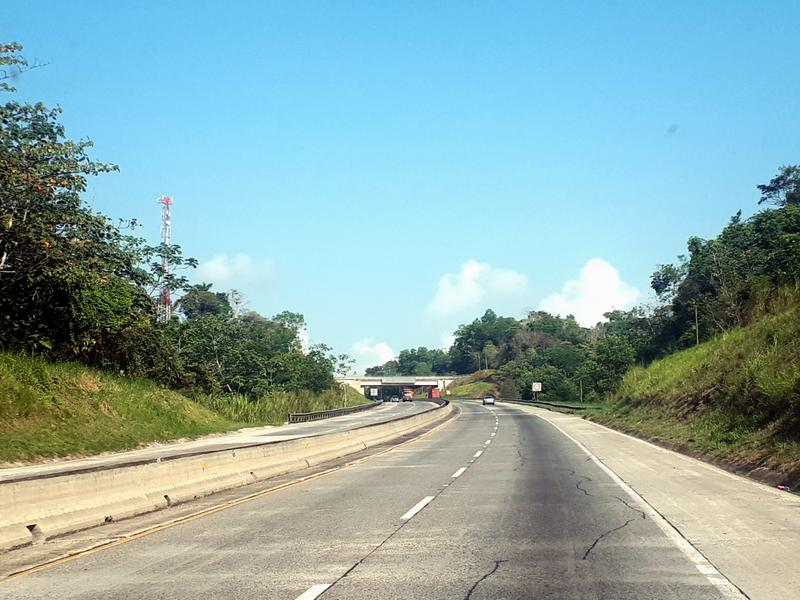 panama motorway