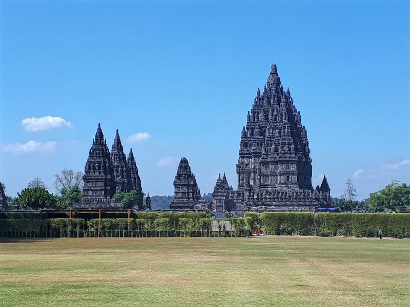 prambanan temple indonesia java trip report
