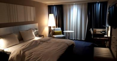 standard room radisson blu royal stavanger