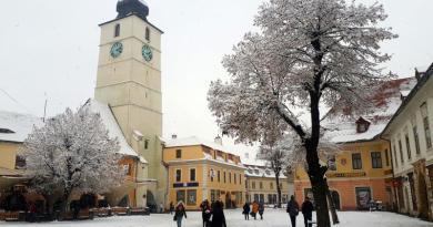 council tower sibiu turnul sfatului