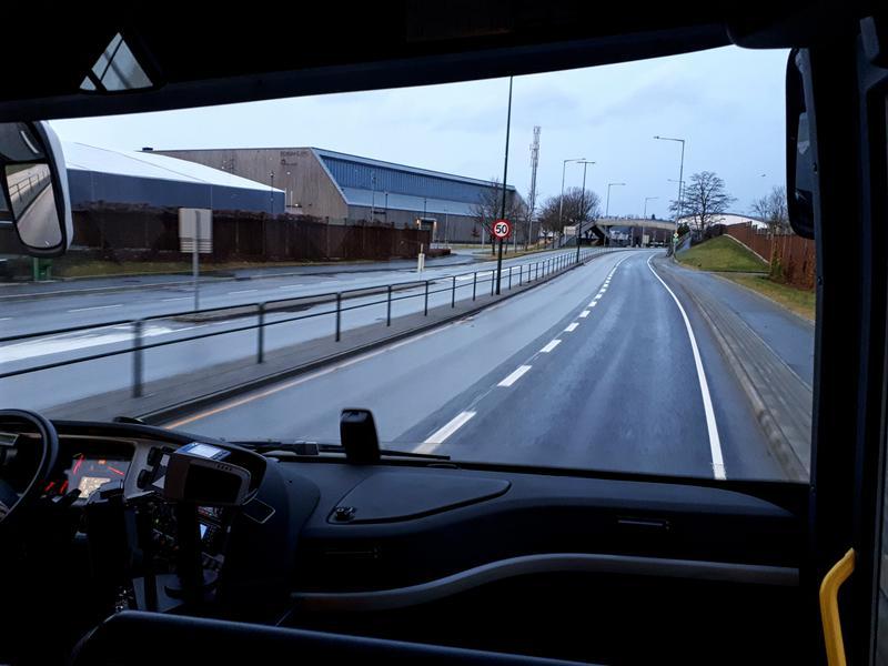 stavanger airport bus