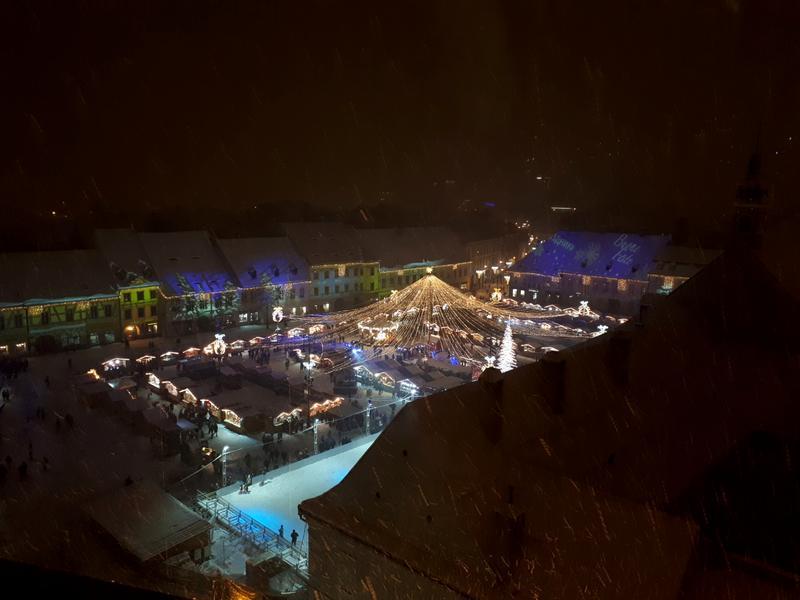 sibiu christmas market view trip report