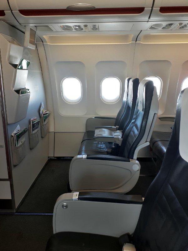 bulkhead front row seats