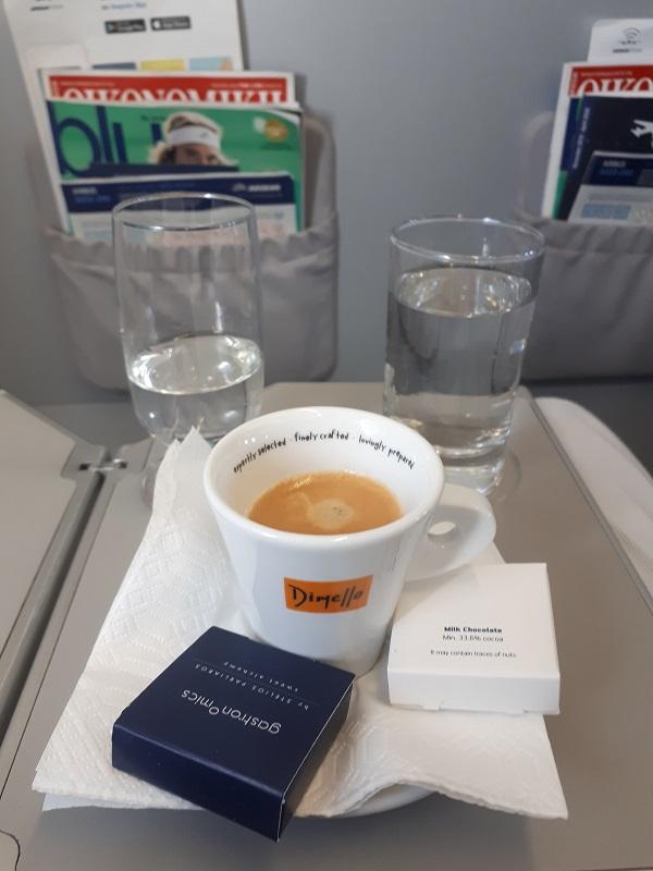 aegean espresso mastiha