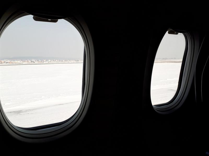 windows aeroflot boeing 737