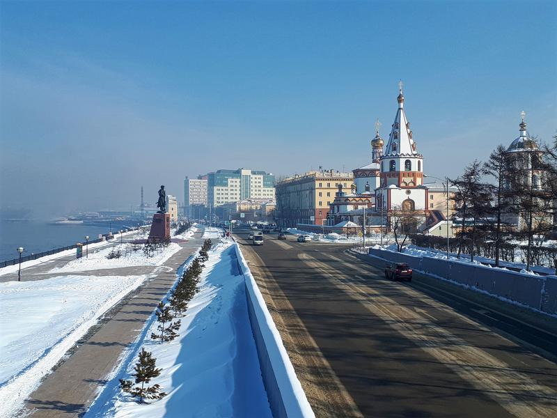 irkutsk angara river view trip report guide winter