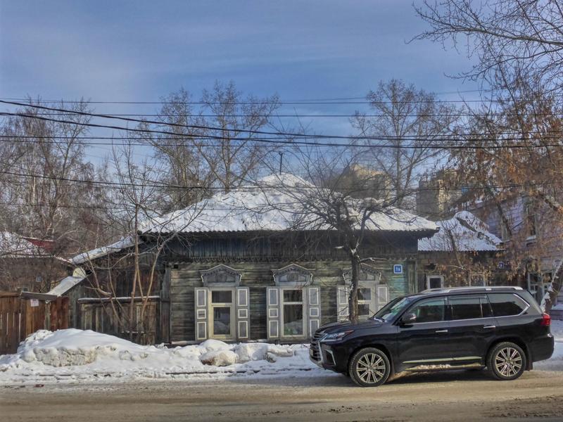 irkutsk wooden houses siberia trip report guide winter