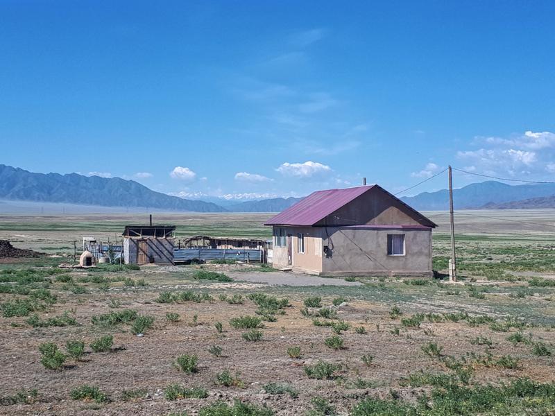 kazakhstan steppe