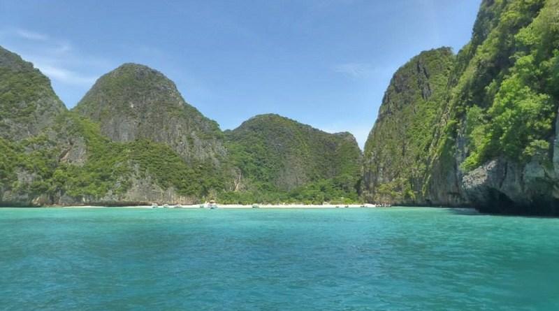 ko phi phi krabi thailand beach