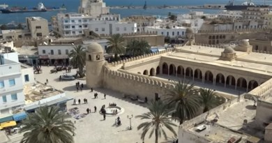 sousse tunisia tourism number