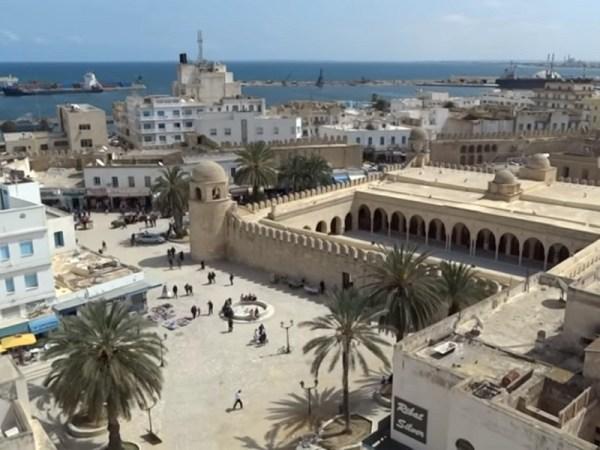 sousse tunisia tourism number