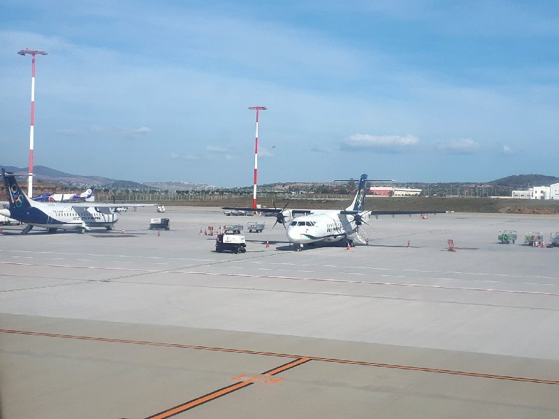 olympic air planes athens