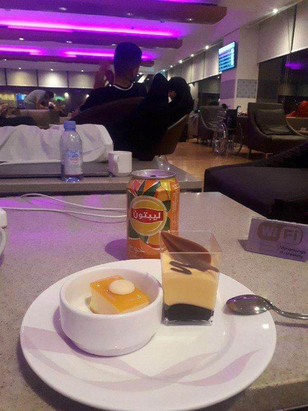 jeddah lounge food