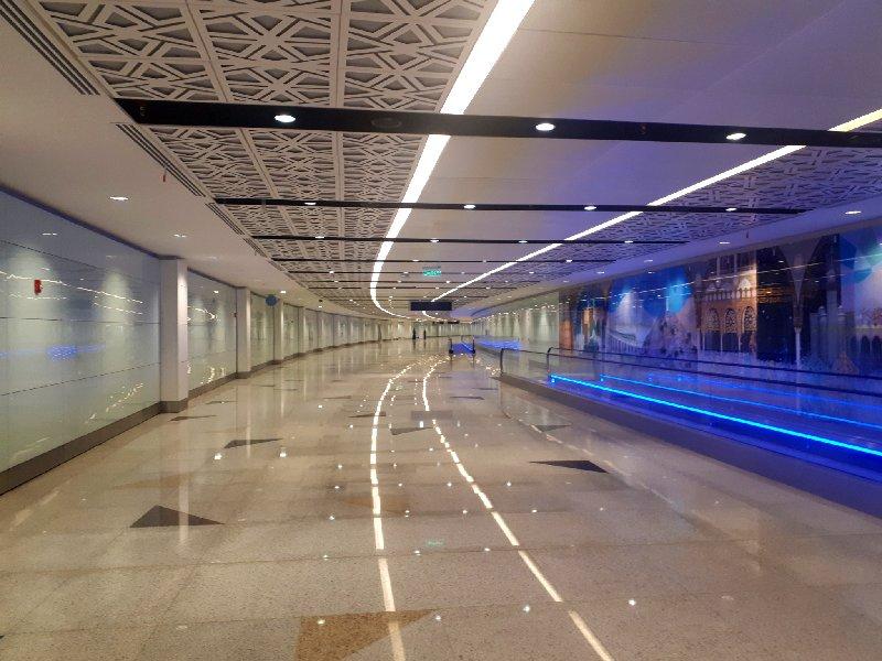 jeddah new airport terminal 1