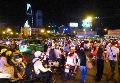 saigon vietnam traffic
