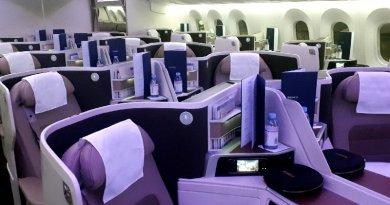 saudia 787 business class