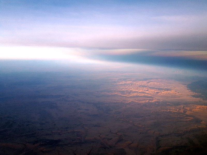 desert egypt view