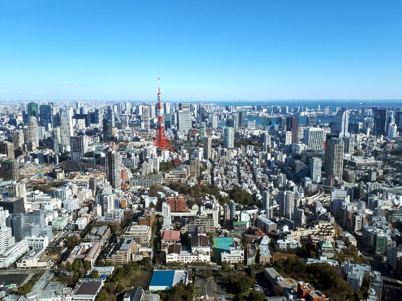 tokyo view cheap flight ticket milan