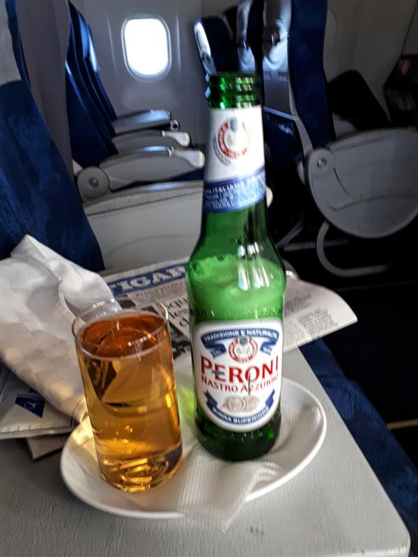 beer tarom business class review