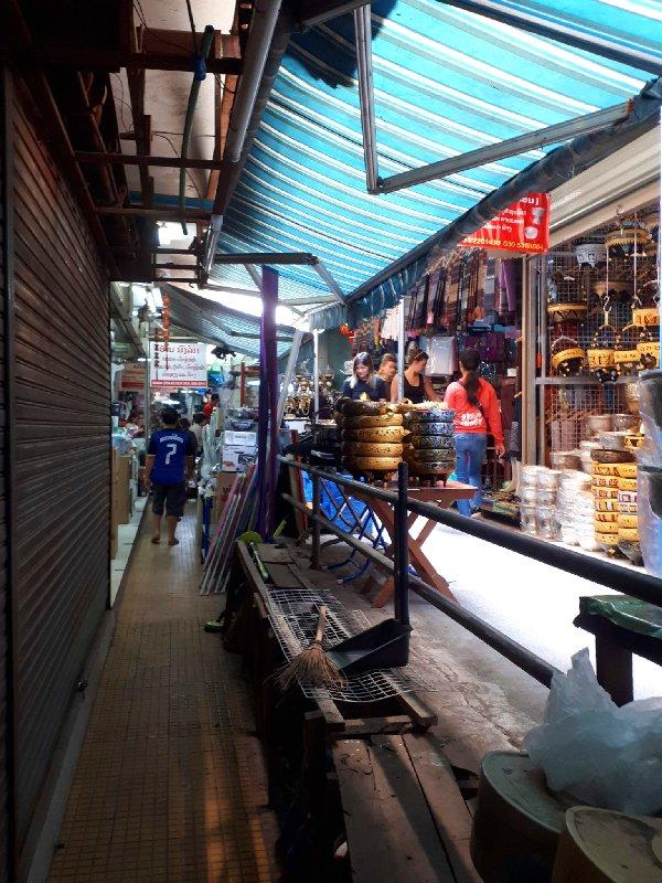talat sao market vientiane trip report