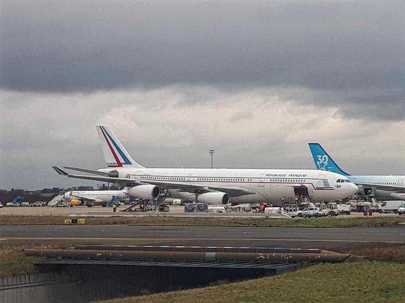 french presidential republic plane government