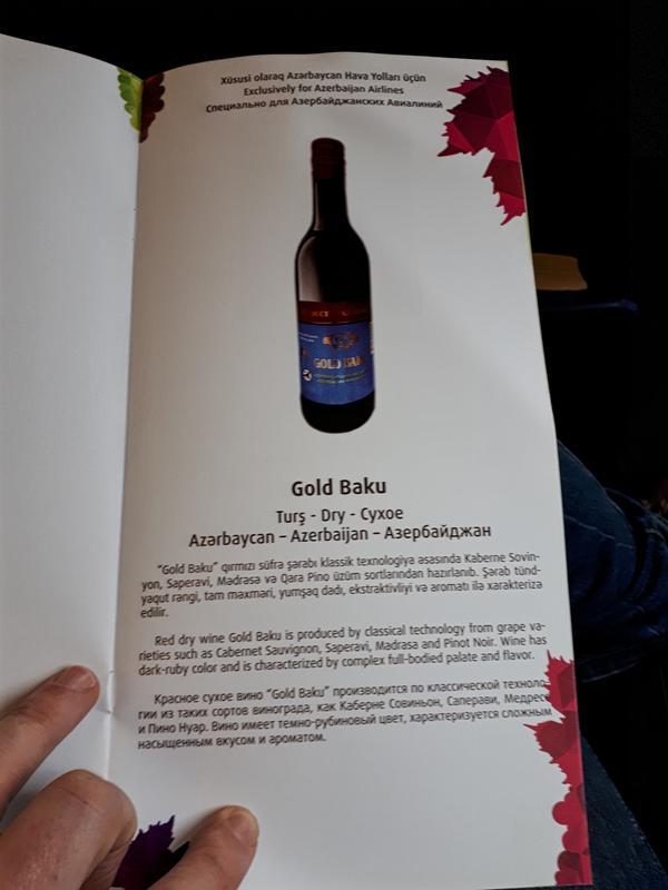 wine list azerbaijan airlines