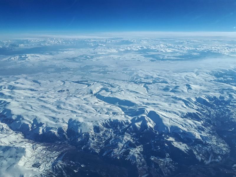 caucasus window view