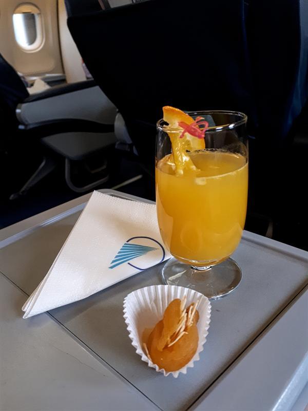 pdb orange juice azal