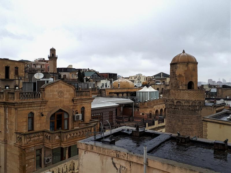 baku old town review city apartments