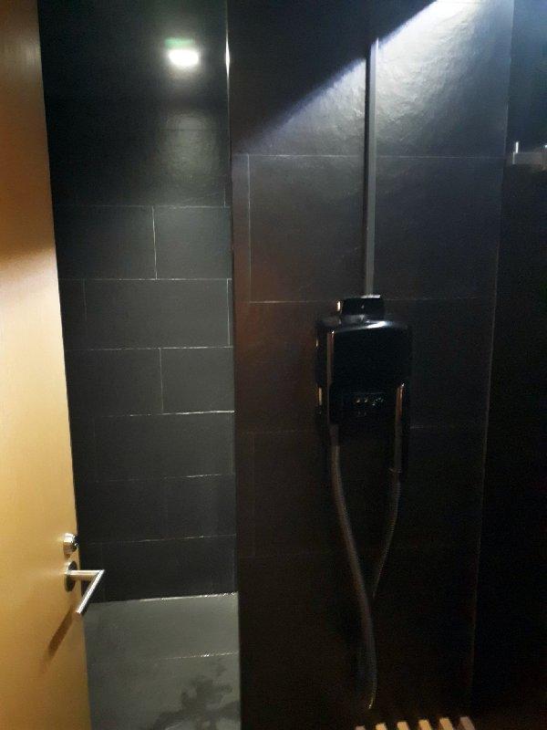 shower room lounge