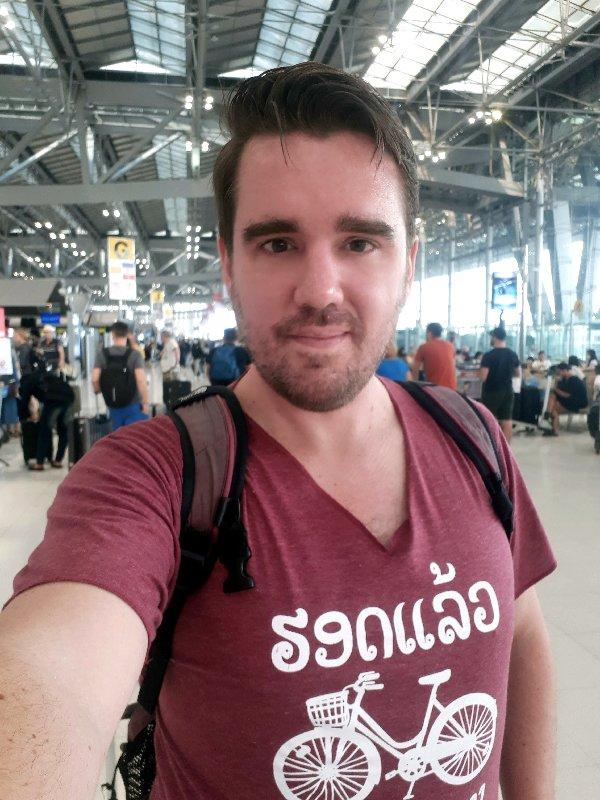 koen bangkok airport