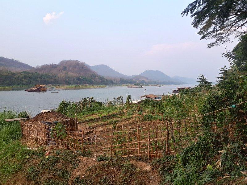 luang prabang mekong trip report