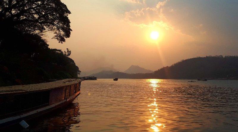 luang prabang mekong sunset trip report