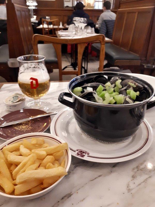 moules frites belgium brussels top 10 food europe