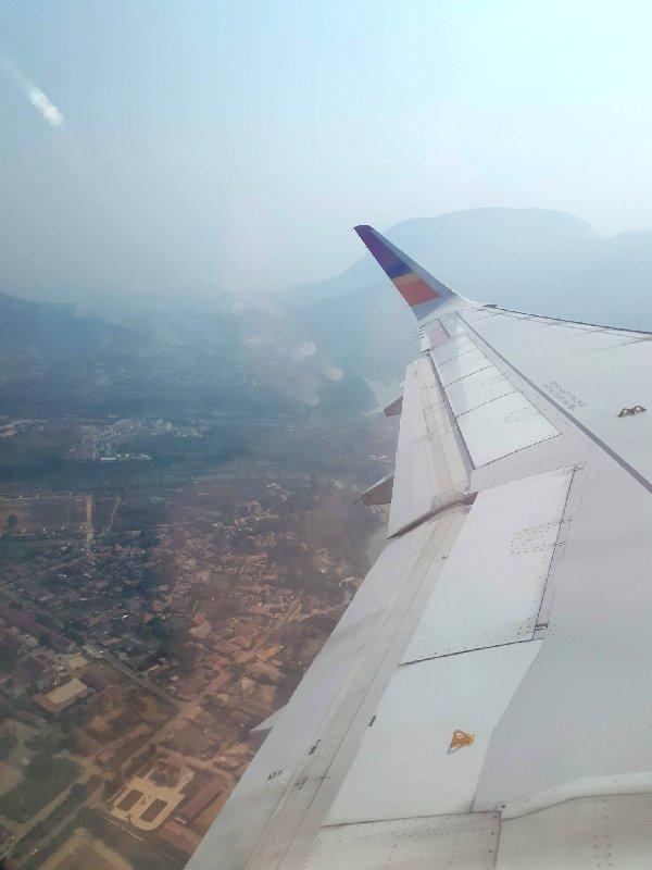 departure laos luang prabang